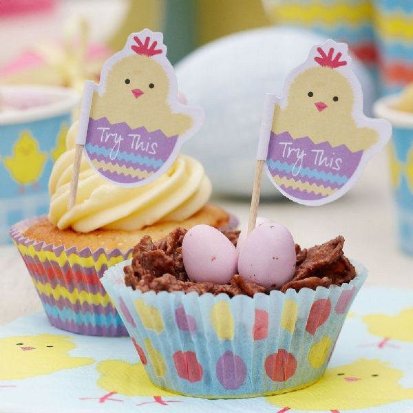 Easter Chick Food Picks (20)